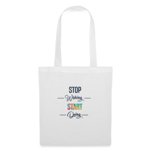 OK start Doing - Tote Bag