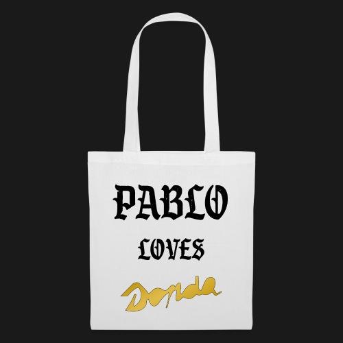 Pablo loves Donda - Tote Bag