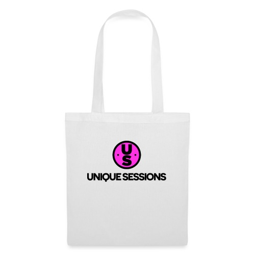 Unique Sessions logo - Tote Bag