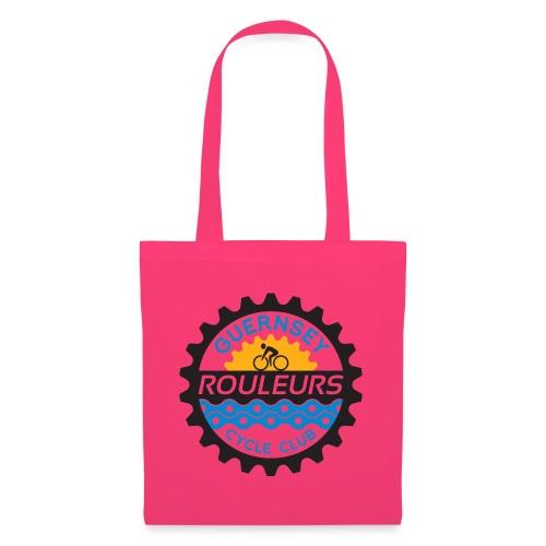 Guernsey Rouleurs Logo - Tote Bag