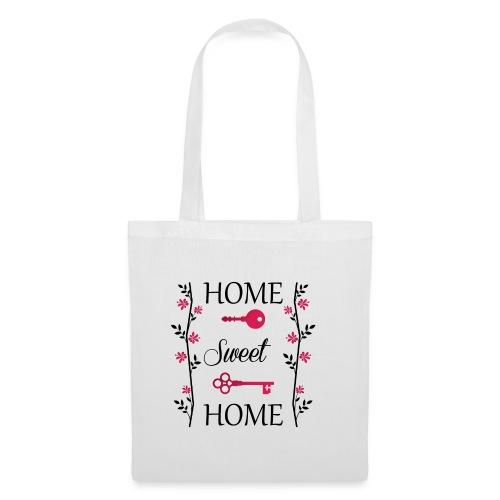 Home Sweet Home - Borsa di stoffa