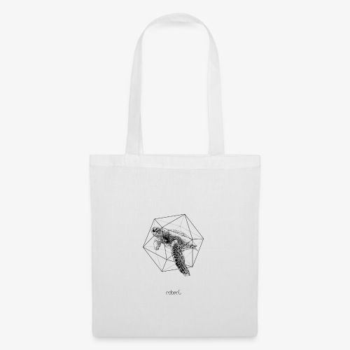 Trapped Nature - Borsa di stoffa