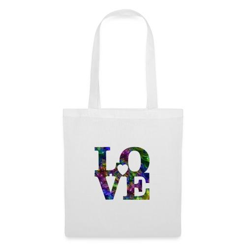 Love Fractale - Tote Bag
