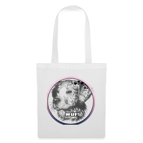 Sweet Dog Wuf Logo - Stoffbeutel