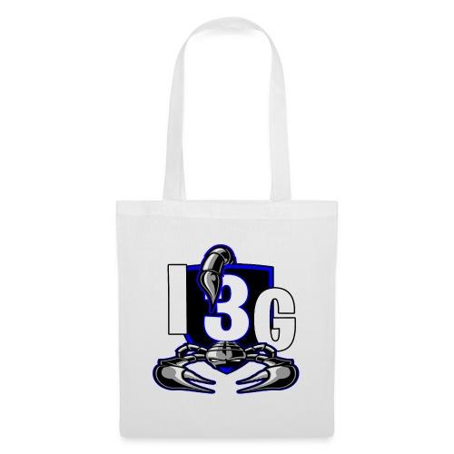 LOGO BLEU I3G - Sac en tissu