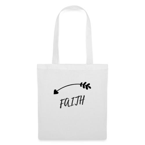 faith - Sac en tissu
