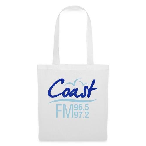 Coast FM colour logo - Tote Bag