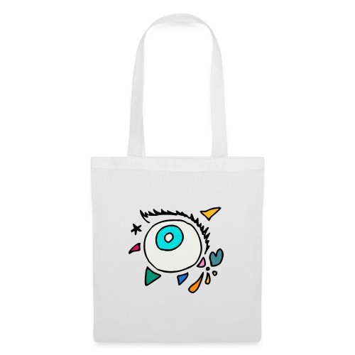 Oeil Punkodylate - Tote Bag