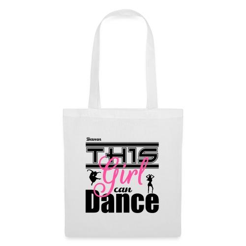 This girl can dance - Tas van stof