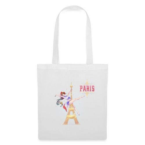 Pole Dance Paris Marianne - Tote Bag