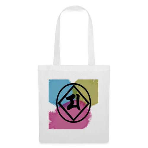 Logo Japones color - Bolsa de tela