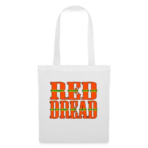 Red Dread - Sac en tissu