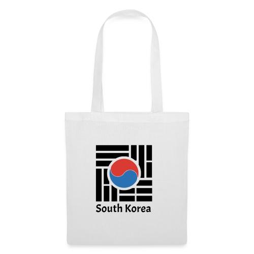 korea - Stoffbeutel