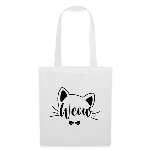 meow - Bolsa de tela
