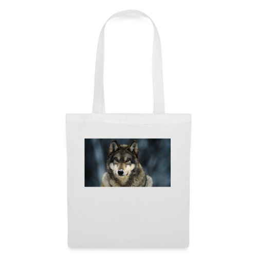 wolf shirt kids - Tas van stof