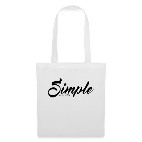 Simple: Clothing Design - Tote Bag