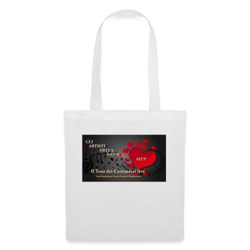 Gli_Artisti_della_Musica-iloveimg-resized - Borsa di stoffa