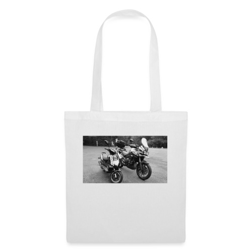 50cc ft 1200cc ! - Tote Bag