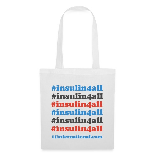 #insulin4all - Tote Bag