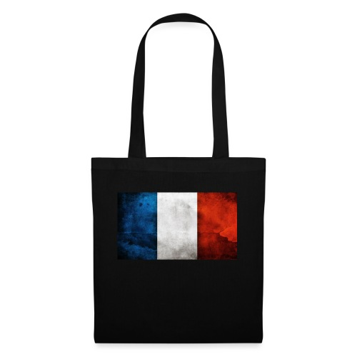 France Flag - Tote Bag
