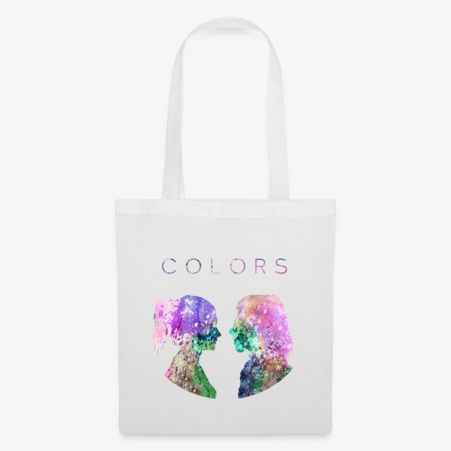 heady whispers (rond) - Tote Bag