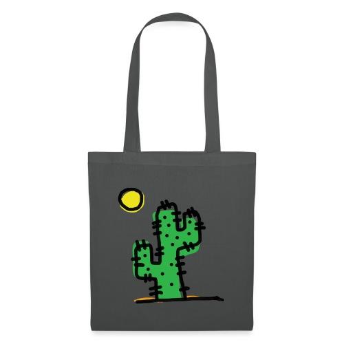 Cactus single - Borsa di stoffa