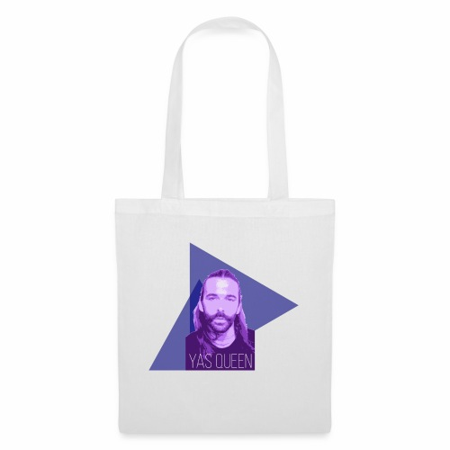 Johnathan Van Ness says YAS QUEEN - Tote Bag
