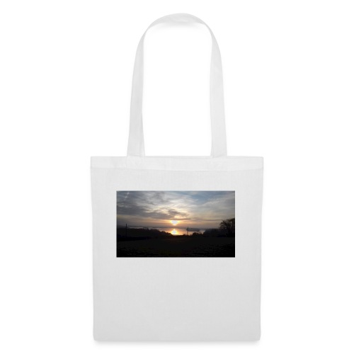 sun set - Tote Bag