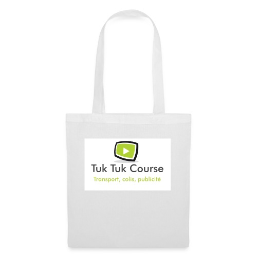 Logo tuk tuk course - Tote Bag