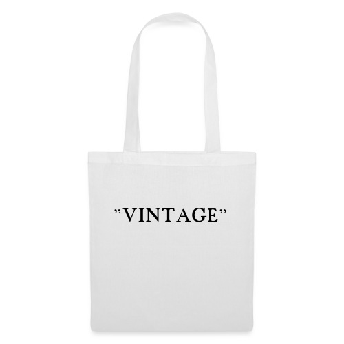 VINTAGE - Sac en tissu