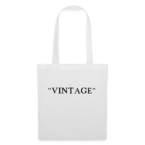 VINTAGE - Tote Bag