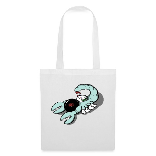 Space Scorpions?! (Colour) - Tote Bag