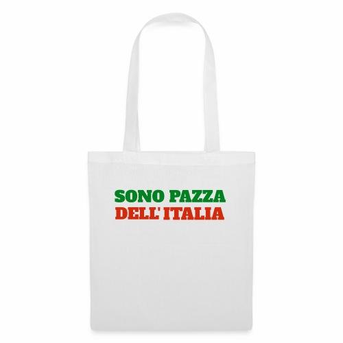 Sono Pazza dell'Italia - Sac en tissu