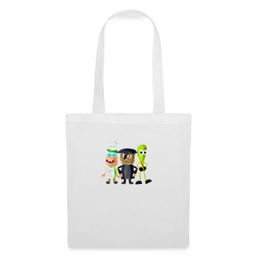 BombStory - Main Characters - Tote Bag