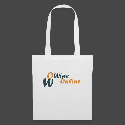 WipeOnline Logo et texte - Tote Bag