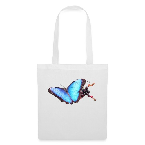 Morpho butterfly - Tas van stof