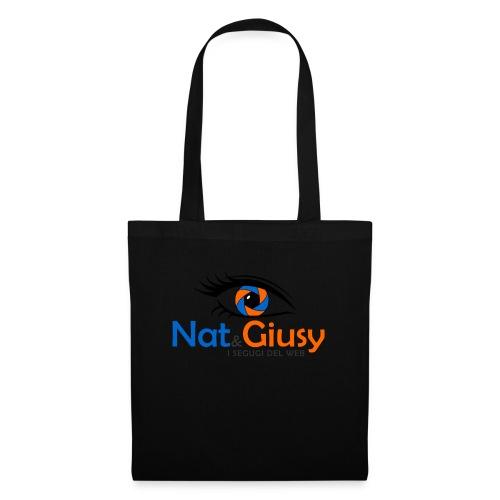 Nat e Giusy - Borsa di stoffa