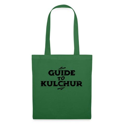 Guide to Kulchur - Tote Bag