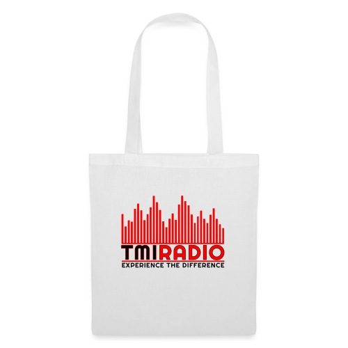 NEW TMI LOGO RED AND BLACK 2000 - Tote Bag
