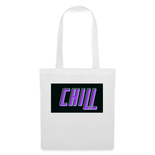 Chill logo - Stoffbeutel