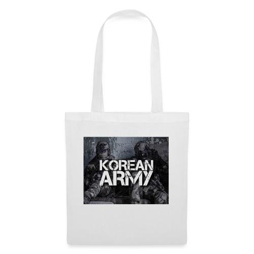 korean army - Tote Bag