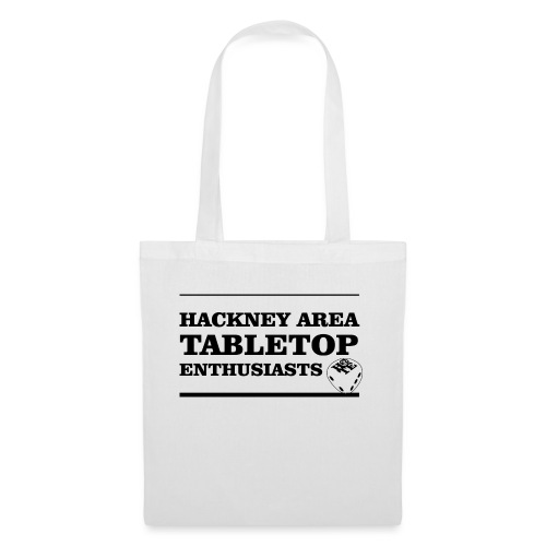 SPELLING IT OUT BLACK - Tote Bag