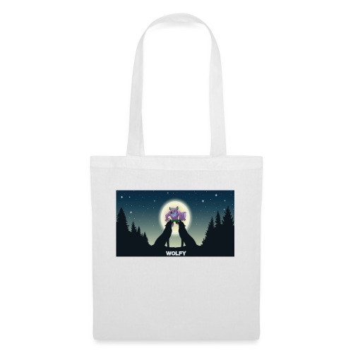 Wolfy - Tote Bag