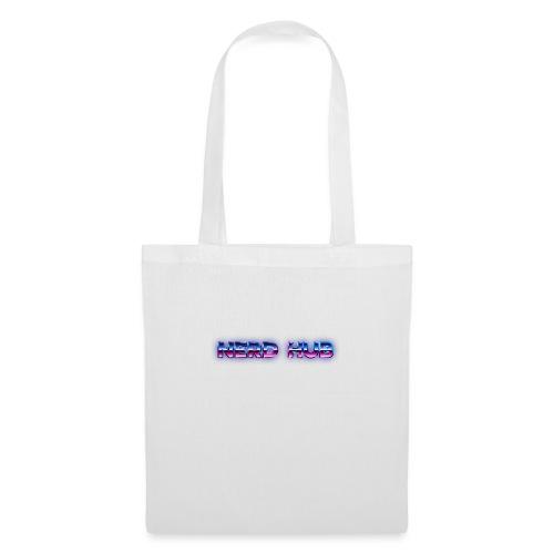 Nerd Hub 80's - Borsa di stoffa