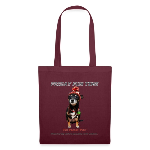 Friday Fun Time - Tote Bag