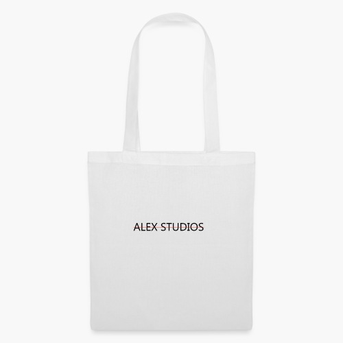 AlexStudios for men - Stoffbeutel