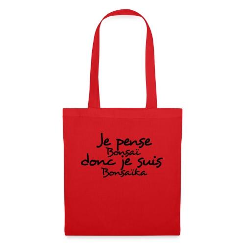 je_pense_donc_je_suis - Tote Bag
