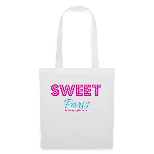 SWEET PARIS - Tote Bag