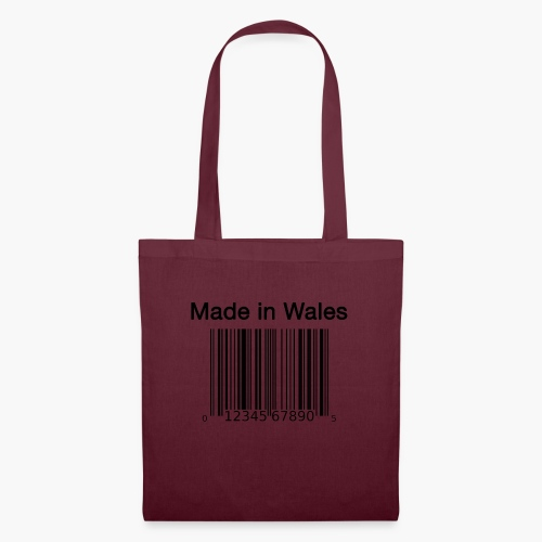Made in Wales - Tote Bag