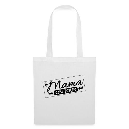 mama on tour - Stoffbeutel